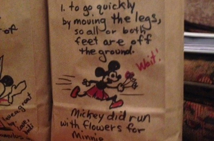 Week 11 – Mickey, Minnie, and Al'aura – Law of Growth, Practice, Subconscious