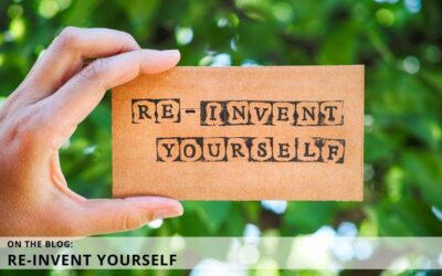 Re-Invent Your Self