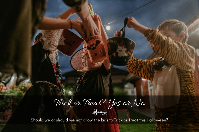Trick or Treat? Yes or No in the Midst of COVID